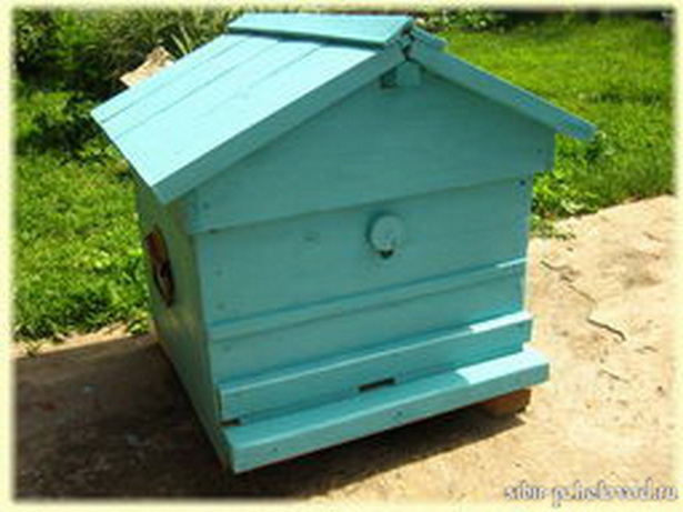 Подготовка улья для пчел